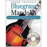 Teach Yourself Bluegrass Mandolin, Book/Cd Pack