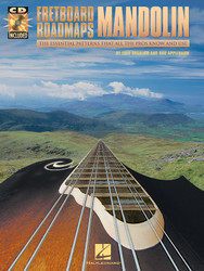 Fretboard Roadmaps - Mandolin, The Essential Patterns That All The Pros Know And Use, Book/Cd Pack