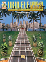 Fretboard Roadmaps - Ukulele, The Essential Patterns That All The Pros Know And Use, Book/Cd Pack