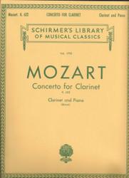 Clarinet Concerto In Bb Major, K. 622