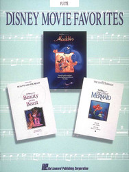 Disney Movie Favorites, Flute Solo, Flute
