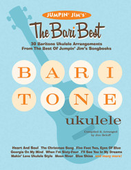 Jumpin Jim's The Bari Best, Baritone Ukulele