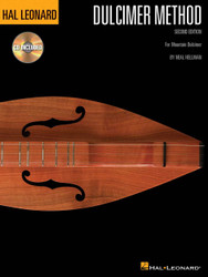 Hal Leonard Dulcimer Method - 2Nd Edition, For Mountain Dulcimer, Book/Cd Pack