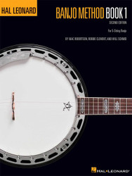Hal Leonard Banjo Method - Book 1 - 2Nd Edition, For 5-String Banjo, Book Only