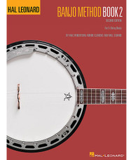 Hal Leonard Banjo Method - Book 2, Book Only
