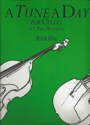 A Tune A Day - Cello, Book 1