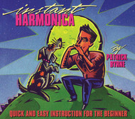 Instant Harmonica, Quick And Easy Instruction For The Beginner