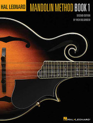 Hal Leonard Mandolin Method, Book Only