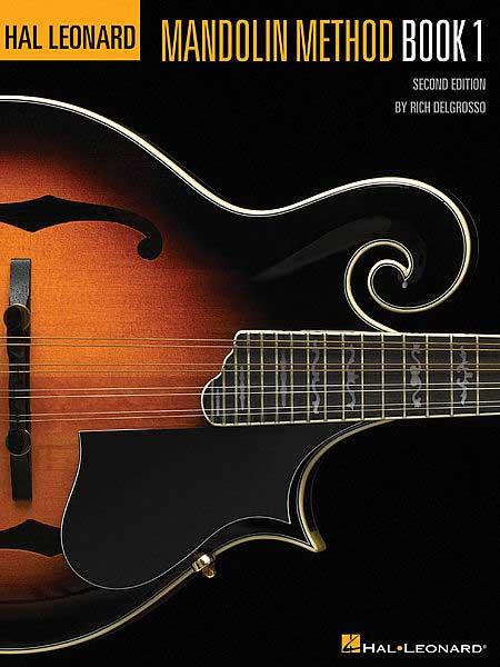 Hal Leonard Mandolin Method, Book Only