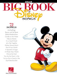 The Big Book Of Disney Songs 2