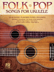 Folk Pop Songs For Ukulele