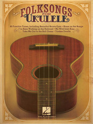 Folk Songs For Ukulele
