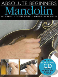 Absolute Beginners - Mandolin, Book/Cd Pack