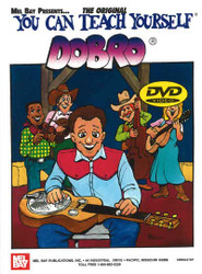 You Can Teach Yourself Dobro Book/Dvd Set
