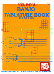 Banjo Tablature Book