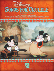 Disney Songs For Ukulele, Ukulele