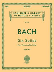 6 Suites, Cello Solo
