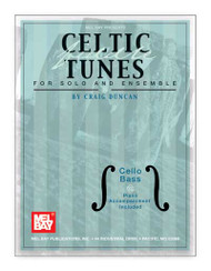 Celtic Fiddle Tunes For Solo And Ensemble, Cello Bass