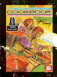 Drummer's Cookbook (Book + Online Audio)