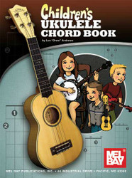 Children's Ukulele Chord Book