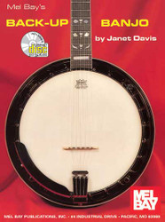 Back-Up Banjo Book/2-Cd Set