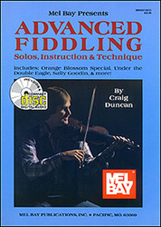 Advanced Fiddling Book/Cd Set