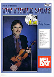 Top Fiddle Solos Book/Cd Set