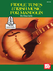Fiddle Tunes & Irish Music for Mandolin (Book + Online Audio)