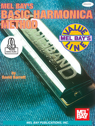 Basic Harmonica Method (Book + Online Audio)