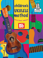 Children's Ukulele Method (Book + Online Audio)