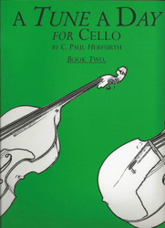 A Tune A Day - Cello, Book 2
