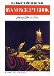 Manuscript Book 12-Stave