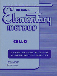 Rubank Elementary Method - Cello