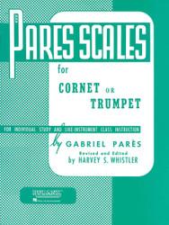 Pares Scales, Cornet, Trumpet Or Baritone T.C., Cornet, Trumpet Or Baritone T.C.