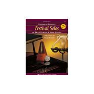 Standard Of Excellence: Festival Solos, Book 1 - Baritone Bc