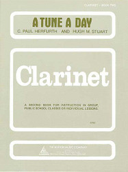 A Tune A Day - Clarinet, Book 2