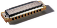 Hohner 532 Blues Harp MS Harmonica - Key of A