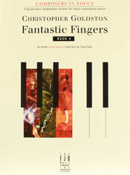 Composers In Focus- Fantastic Fingers Book 4