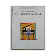Composers In Focus- My First Recital Book Volume 1