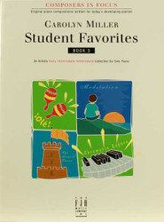 Composers In Focus Student Favorites Book 3