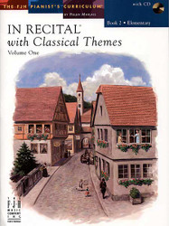In Recital With Classical Themes Volume 1 Book 2