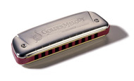 Hohner 542 Golden Melody Harmonica - Key of G