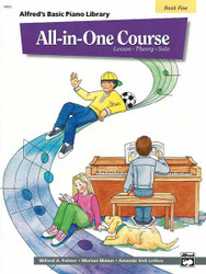 Alfred's Basic All-In-One Course, Book 5 Lesson * Theory * Solo