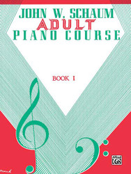Adult Piano Course, Book 1