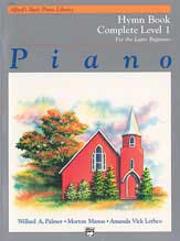 Alfred's Basic Piano Course: Hymn Book Complete 1 (1A/1B)