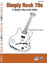 Simply Rock 70S 17 Rockin Hits Of The 1970S