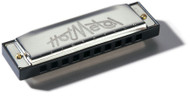 Hohner 572 Hot Metal Harmonica - Key of G