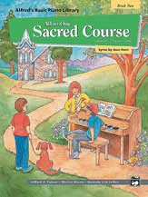 Alfred's Basic All-In-One Sacred Course, Book 2 Lesson * Theory * Solo