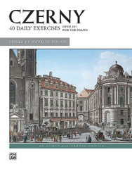 40 Exercises, Op. 337