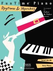 Funtime Ragtime & Marches, Level 3A-3B, Book